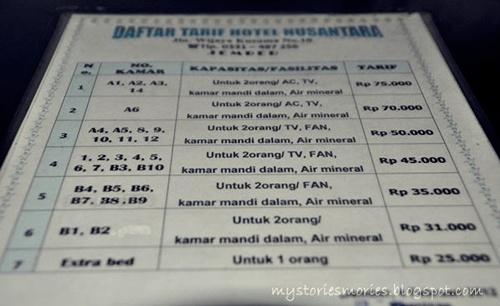 Rate Hotel Nusantara Jember Mana Lah Yang Berani Bagi Harga Murah Giler Macam Ne D