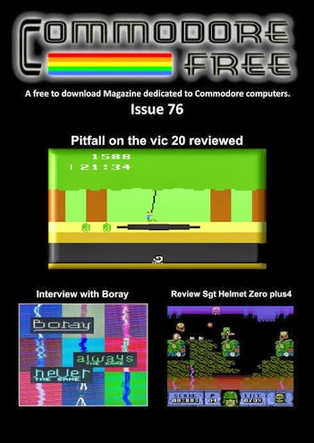 Commodore Free Magazine Issue 76 - 2013