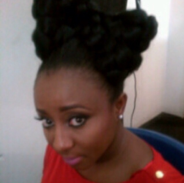 See New Photos Of Beautiful Diva Ini Edo on Meet Sultry Simone The Winner Of Best Behind In