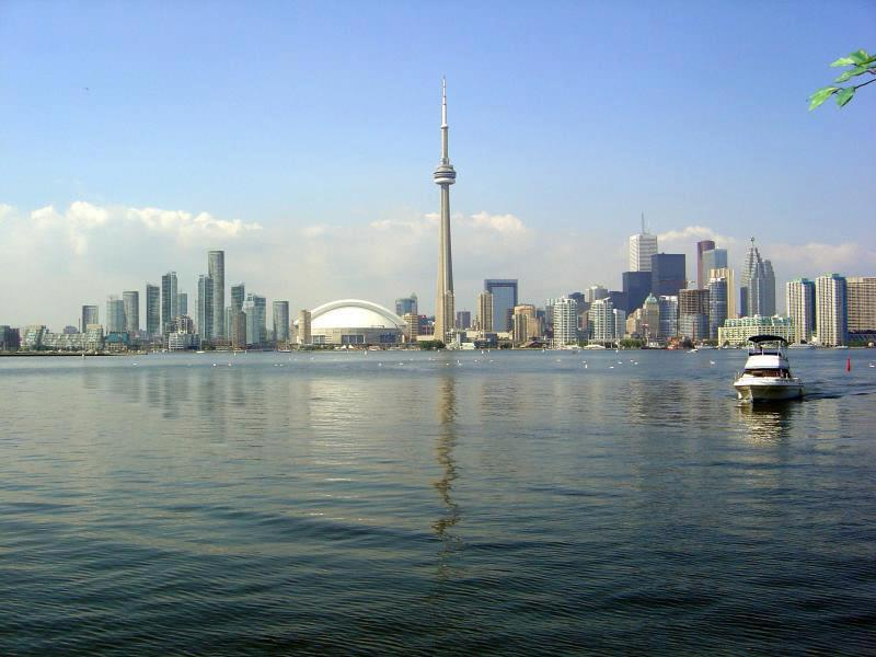 Best Buildings And Beautiful Places Of The World Toronto Skyline Toronto Canada