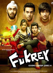 Download Fukrey (2013) Free Full HD Movie