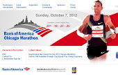 2012 Bank of America Chicago Marathon