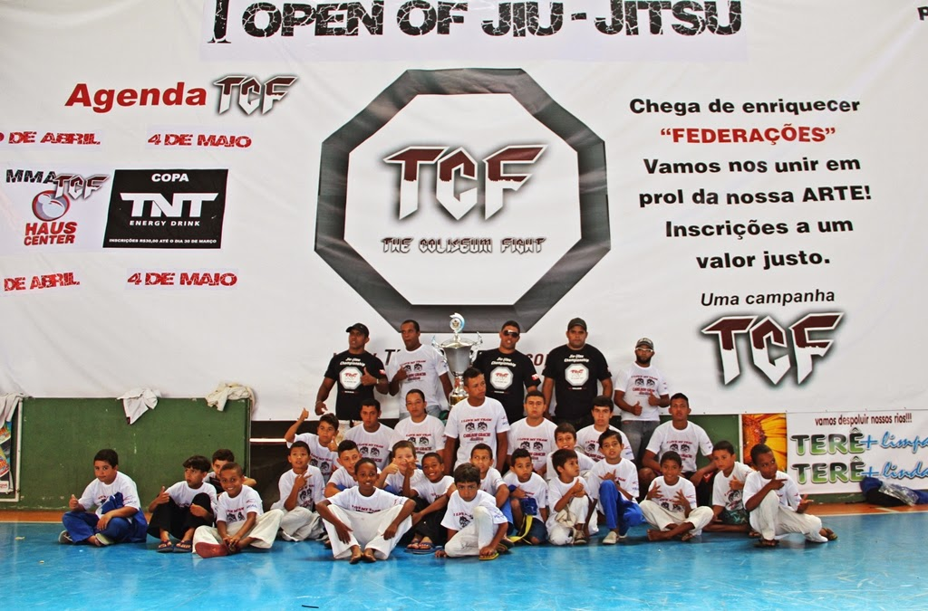 Neste final de semana, Teresópolis recebeu o I Open of Jiu-jitsu