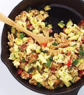 Recipe: Spanish omelet.