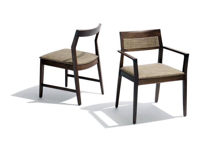 Knoll Studio Krusin Chairs