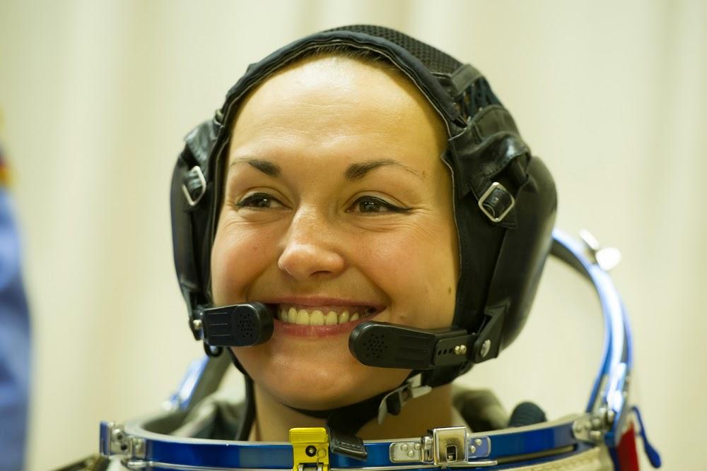 Mujer rusa que se registra para