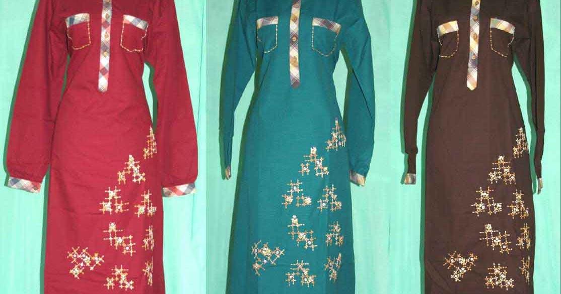 Baju Gamis Safinah Dan Aina Mewah Menawan Diskon 10