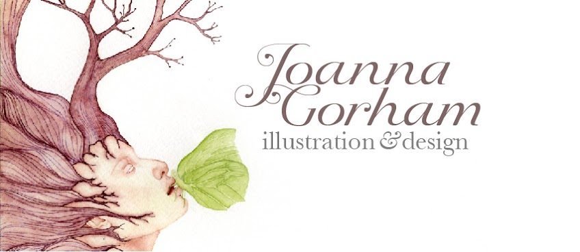Joanna Gorham Illustration
