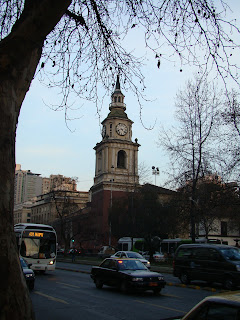 Ruas de Santiago