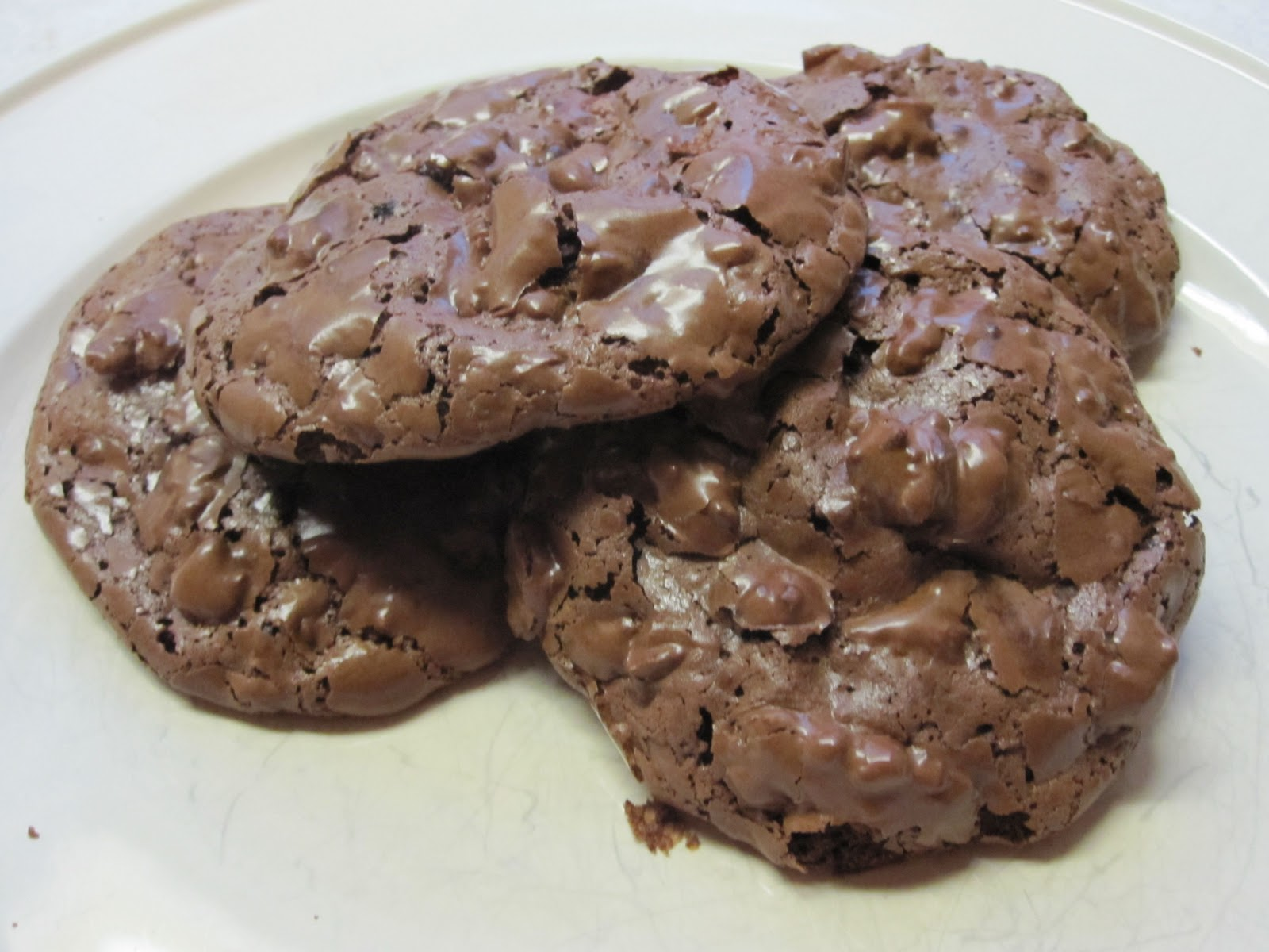 "Mystery Lovers' Kitchen: ""Split Seconds"" Cookies"