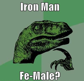 iron man fe male