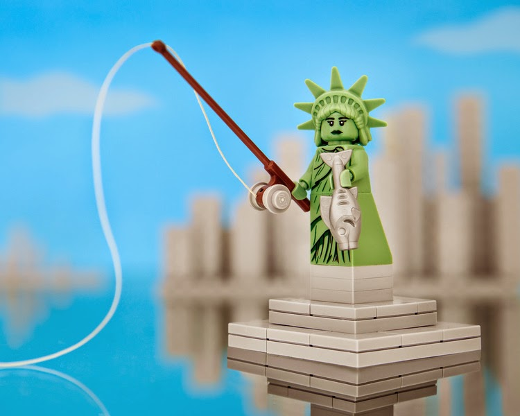 Jeff Friesen, 50 States of Lego