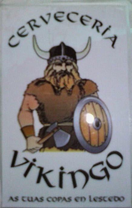 cervexería vikingo
