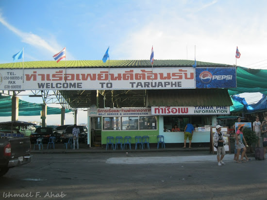 Ban Phe Port, Rayong