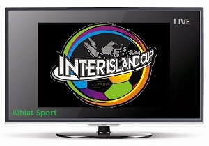 Jadwal Siaran Langsung Inter Island Cup 2014