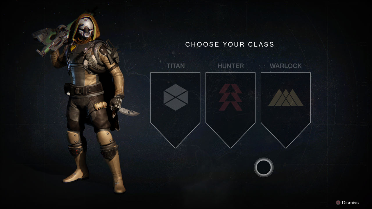 Destiny Game Classes Symbols