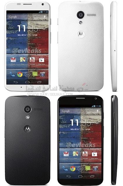 أخيرا، الكشف عن الهاتف المنتظر Moto X من موتورولا.. بالصور