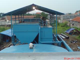 Penggunaan Senyawa Hidrogren Peroksida Dalam Pengolahan Air