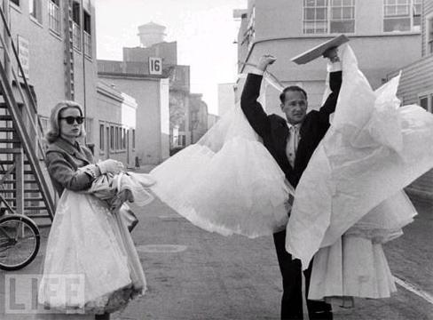grace kelly wedding dress style. dresses Grace Kelly Style Icon