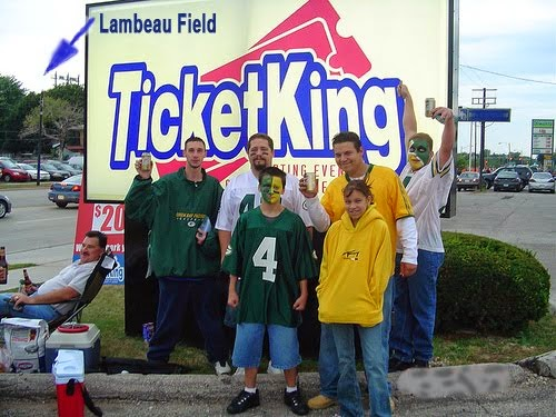 Ticket King Green Bay Office