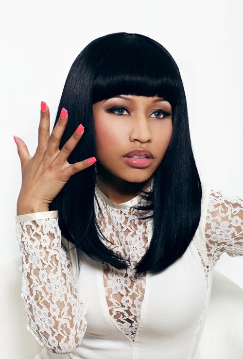 Color Nicki Minaj Hairstyles Pictures Nicki Minaj Hairstyle Fashion