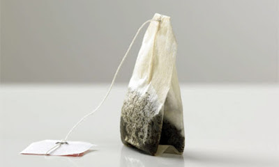 Teabags for Burns