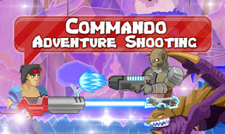 Screenshots of the Commando: Adventure shooting for Android tablet, phone.
