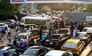Abuja Fuel Scarcity