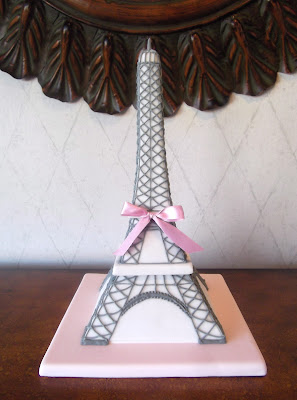 Eiffel Tower Cake Pictures on Eat Cake Be Merry  Eiffel Tower Cake