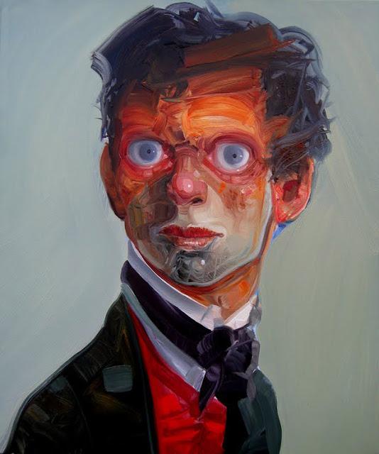 Jose Luis Carranza arte pintura