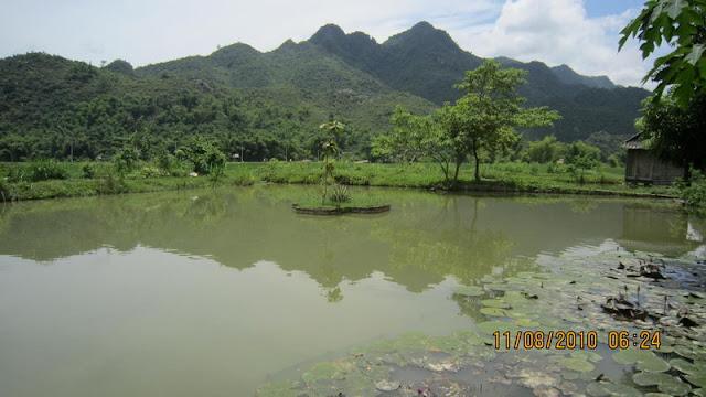 Lac Ville, Hoa Binh - Photo Logan Bui
