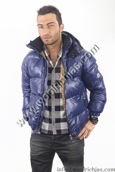 Moncler Himalaya Quilted Down Jacket