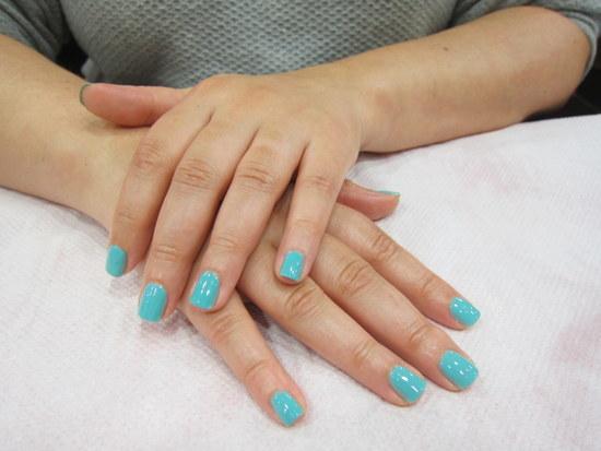 Manicure at Nail Chic Salon, Dublin