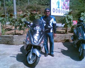 President Otai Sym Bikers