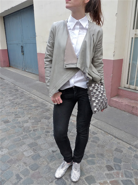 OOTD Look Style Blog Mode Fashion H&M La Redoute Méliné