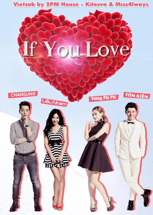Nếu Bạn Yêu ...