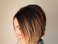 Dare to Flair: Short Ombre Hair