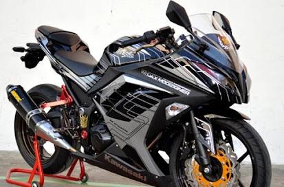 Tips dan Cara Tambah Debit Bahan Bakar Kawasaki Ninja 250R FI Tanpa Piggyback