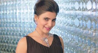 Samantha latest jewellery pic
