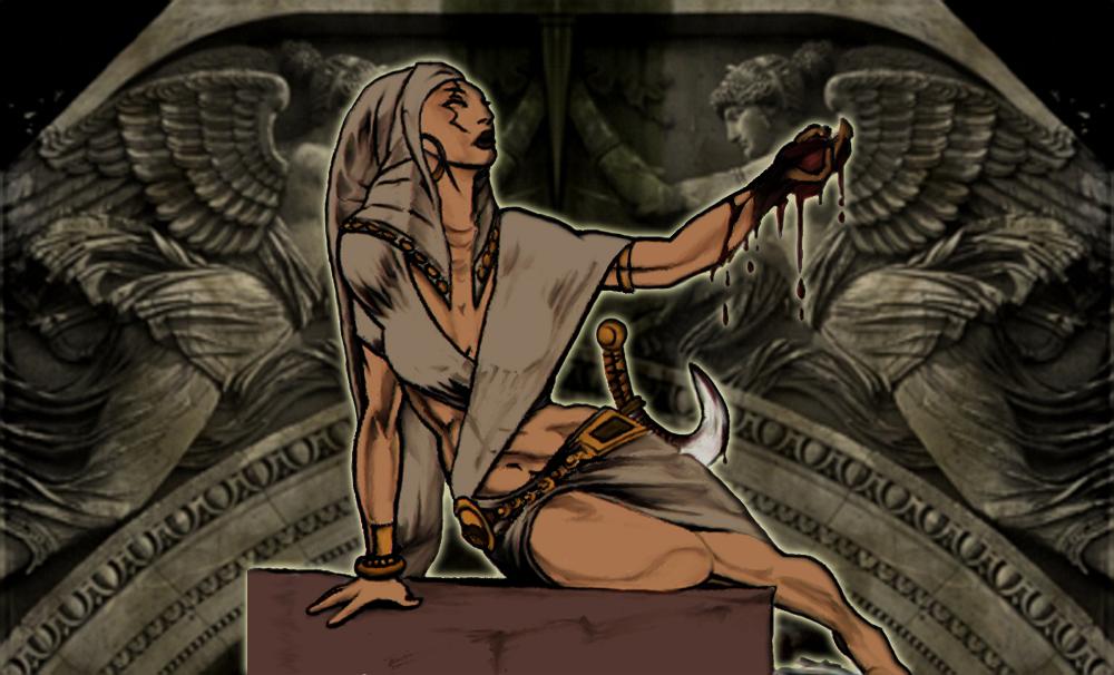 Soul Reaver Raziel Human