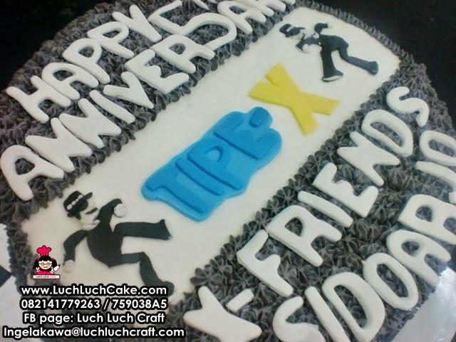 kue tart ulang tahun tipe-x
