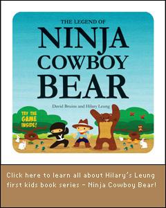 Ninja Cowboy Bear