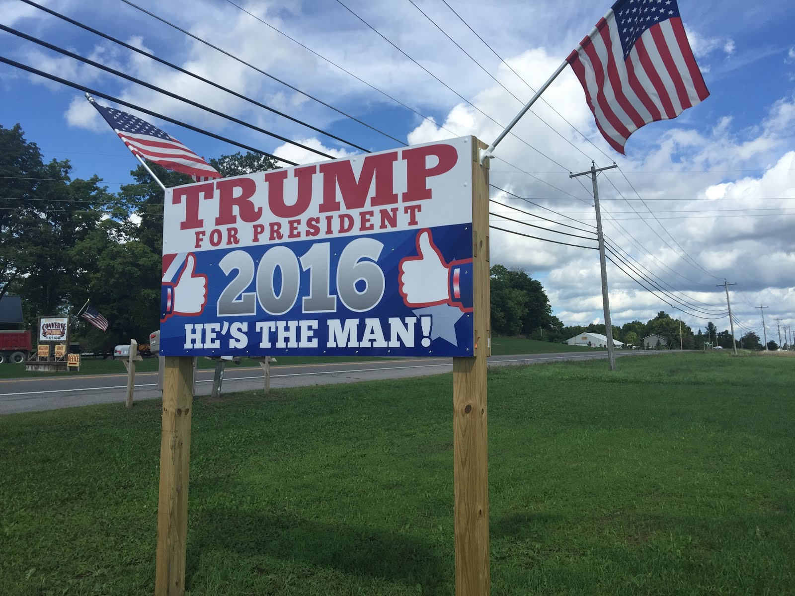 "A Call to NNY's ""Basket of Deplorables"""