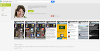 Inside Author App on Google Play