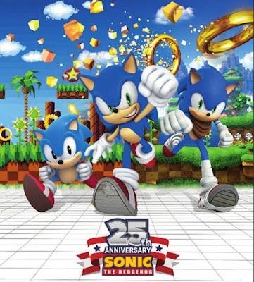 Llegará algo grande de Sonic en febrero 1