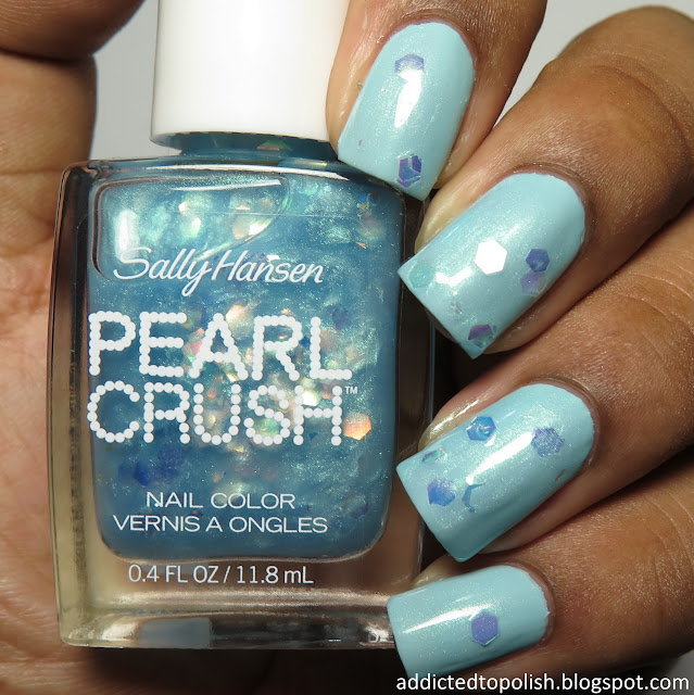 sally hansen rainbow fish pearl crush