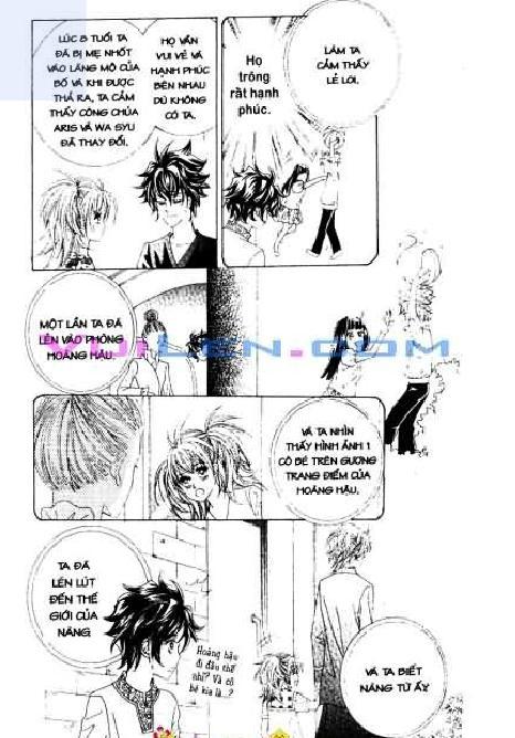 Công chúa của tôi Chapter 8 - Trang 114