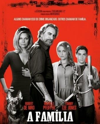 A Família – Dublado (2013)