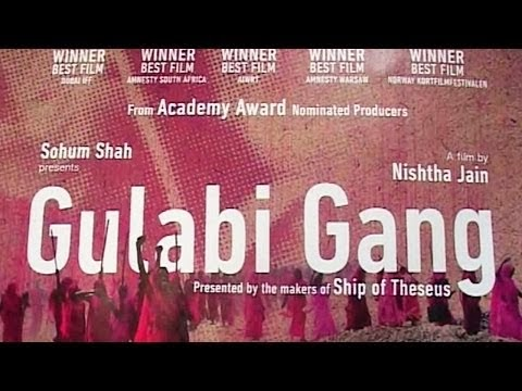 gulabi gang title song madhuri dixit