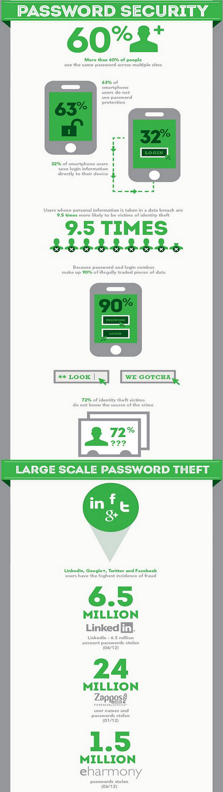 image : Password Theft In 2012